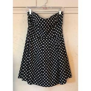 MinkPink/Need Supply Co Polka dot mini dress M
